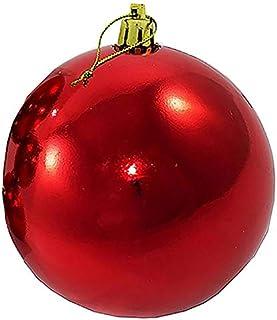 Hängen Weihnachtskugel Kunststoff Nach hause Dekoration Urlaub Saisonal