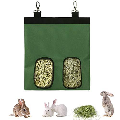 Meerschweinchen-Heutasche, Meerschweinchen Kaninchen Heu Kiste, Heutasche Zum Aufhängen, Kleintiere Heutasche, Futtersack Für Kaninchen, Chinchilla, Kleine Tiere, Haustier-Futterspender