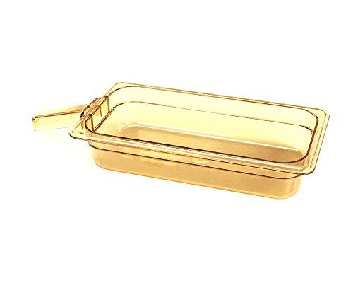 Purchase Carter Hoffmann 18314-0101 Single Handle Pan, 2.5 Deep, 1/3 Size