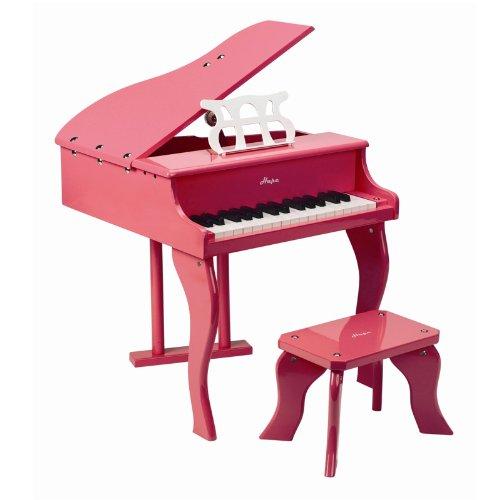 Hape - vrolijke vleugels, roze - piano - hier speelt de muziek!