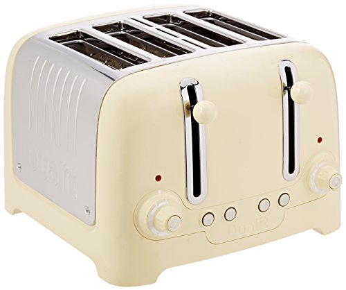 Dualit 4 Slot Lite Toaster In Gloss Finish
