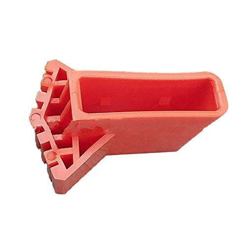 N / A - Cubierta para pie redonda con diseño de escalera multifunción, plegable, con forma de abanico, antideslizante, accesorios para el hogar