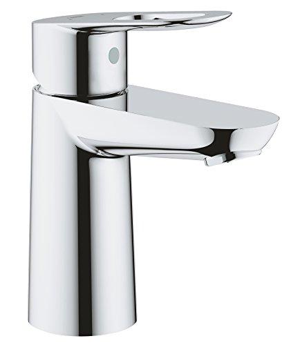 Grohe 23578000 Badarmatur - Einhand-Waschtischbatterie, S, Chrom