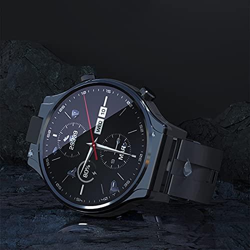 ZYDZ Doppia Fotocamera Full Circle Touch 4G Smart Watch Uomo RAM 4G Rom 128G GPS Motion Tracker Guarda Il Telefono WiFi Smart Watch per Android 10.7