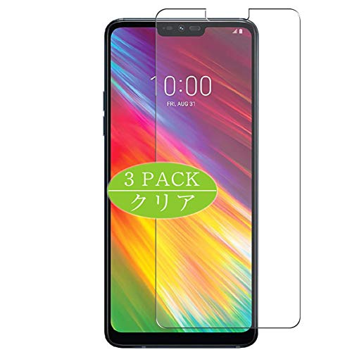 Vaxson 3-Pack Screen Protector, compatible with LG G7 Fit Fit+, TPU Guard Film Protector [ NOT Tempered Glass Protectors ]