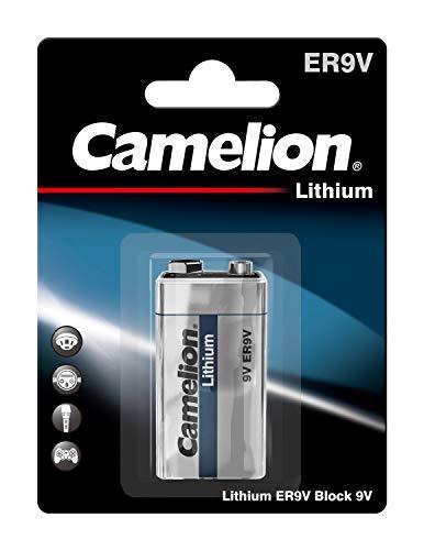 Camelion 19000122 Lithium Batterien ER9/9 Volt Block/1 Stück