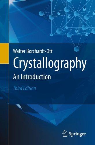 Crystallography: An Introduction (English Edition)