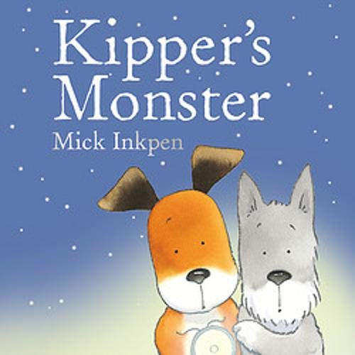 Couverture de Kipper: Kipper's Monster