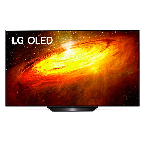 LG OLED TV AI ThinQ OLED55BX6LB, Smart TV 55'', Processore α7 Gen3 con Dolby Vision IQ / Dolby Atmos, Compatibile NVIDIA G-Sync, Google Assistant e Alexa integrati, Modello 2020 (Elettronica)