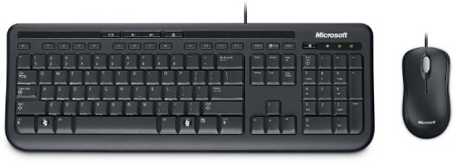 Microsoft Wired Desktop 600 Tastatur (AZERTY-Tastatur-Layout)