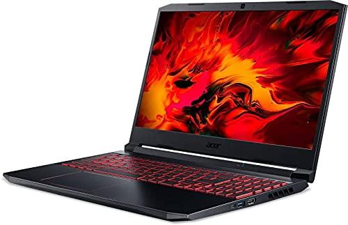 acer Nitro 5 Ryzen 5 Hexa Core 5600H - (16 GB/1 TB HDD/256 GB SSD/Windows 10 Home/6 GB Graphics/NVIDIA GeForce RTX 3060/144 Hz) AN515-45-R3TC Gaming Laptop (15.6 inch, Black, 2.4 kg)