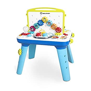Baby Einstein Curiosity Table Activity Station Table Toddler Toy with Lights and Melodies Ages 12 Months and Up