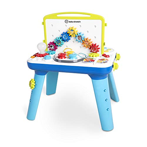 Baby Einstein, Curiosity Table™ Activity Station Toddler Toy with Lights and Melodies, Ages 12 Months and up