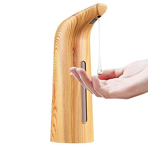 QOSDA Automatic Soap Dispenser, Touchless Soap Dispenser, 13oz / 400ml...