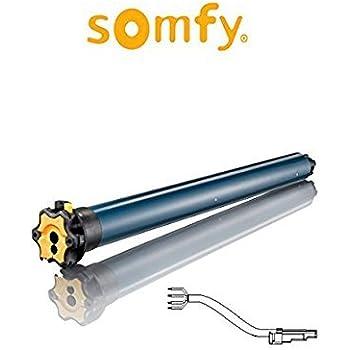Somfy Moteur 230v 50hz Lt50 Meteor 20 17 Somfy 1041055 Amazon