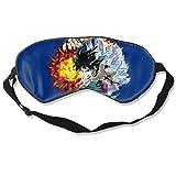 Sleeping Mask 100% Blackout,My Hero Academia Deku Bakugo Shoto Sleep Mask,Night Masks,Super-Smooth Eye Mask