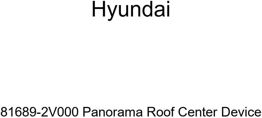 Hyundai Fees free Max 57% OFF 81689-2V000 Panoramaroof Center Device