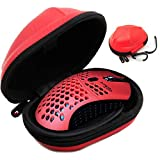 CASEMATIX Travel Case for Gaming Mouse Compatible with Final Mouse Air58 Ninja - CASE ONLY