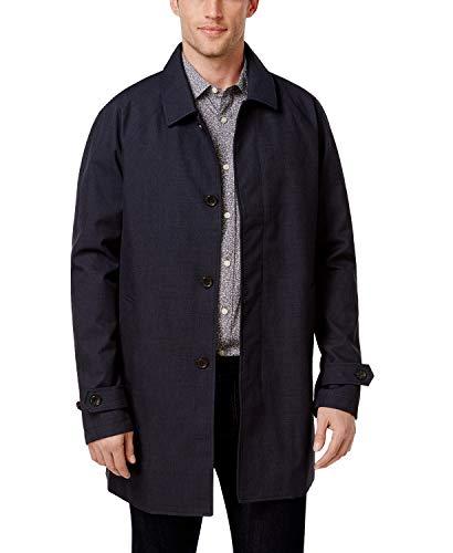 Michael Kors Abrigo de lluvia para hombre Collin Slim Fit