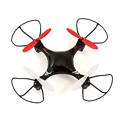 RED5 Mini Quadcopter V2 (Black) by Bluetech Industrial Co Limited