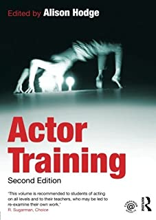 By Alison Hodge - Actor Training (2nd Edition) (1/25/10)