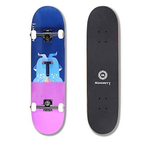 %18 OFF! MINORITY 32inch Maple Skateboard (Goat)