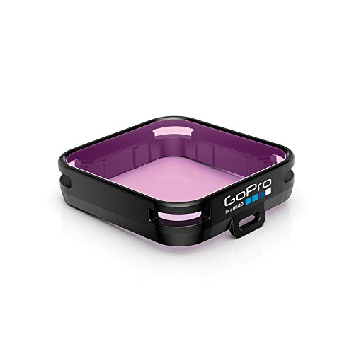 GoPro magentafarbener Tauchfilter (geeignet für Standard und Blackout Gehäuse)