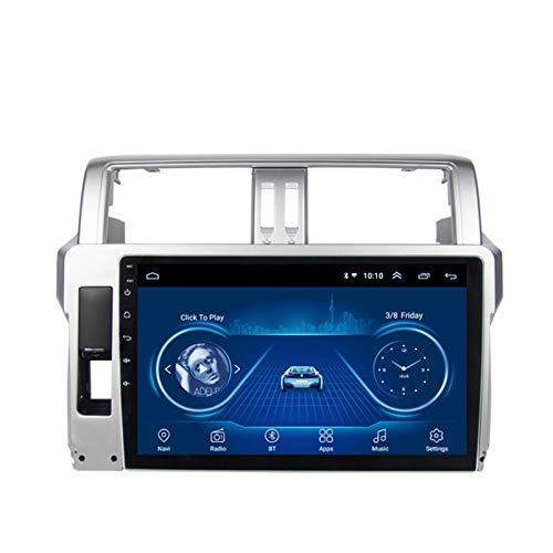 Car Stereo GPS De Navegación 1080p Radio De Coche con Canbus Decoder...