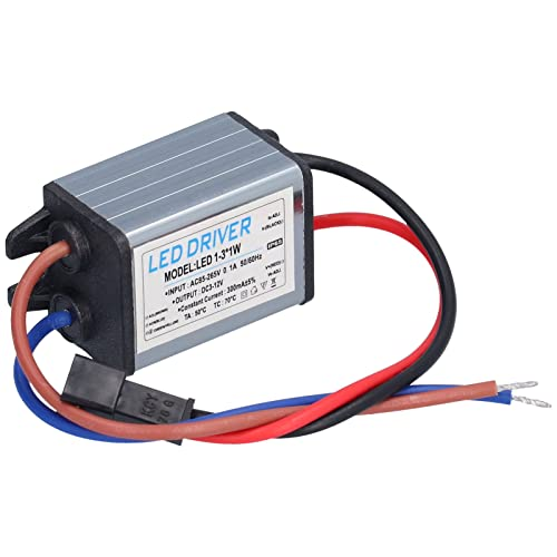 Transformador De Iluminación, Conveniente Controlador LED De 0.8 In Para Tiras De Luz LED Para Cámaras CCTV