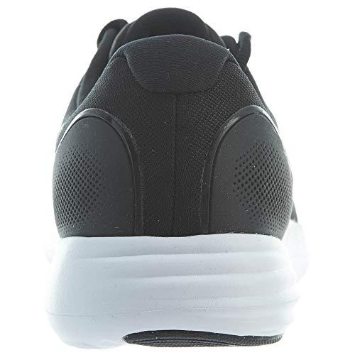 Nike Men's Lunar Apparent Running Shoe Black/White-Cool Grey 7.5