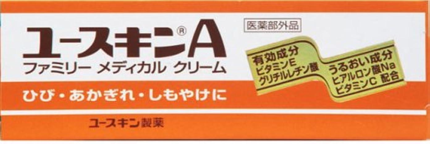 パンチ横向き科学的【指定医薬部外品】ユースキンA 30g (手荒れ かかと荒れ 保湿クリーム)