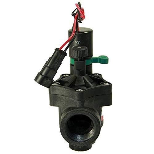 """Electroválvula Rain RN 150 9V 3/4"""" con regulador de caudal"""