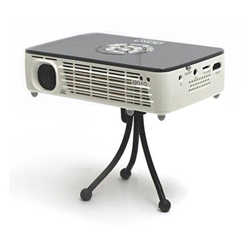 AAXA P450 Pico/Micro Projector with LED, WXGA 1280x800 Resolution, 450 Lumens, Pocket Size, HDMI, Mini-VGA, 15,000 Hour LED Life, Media Player, DLP Projector Photo #5