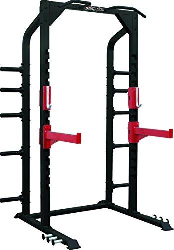 HALF POWER RACK SL7014 IMPULSE - Cage à squat ouverte