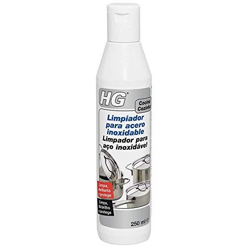 HG 168030130 - Limpiador acero inoxidable (envase de 250 ml)