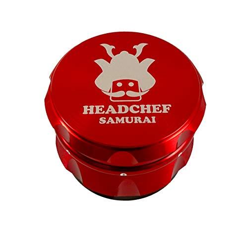 Head Chef Samurai rojo