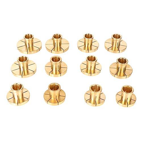 Sieraden Ronde Dies Ring maken Gereedschap, Professionele Koper Ronde Dies Apparatuur Ring Clip Koper Armband Clip Koper Sieraden Goud Gereedschap Koper Mouw Set #2