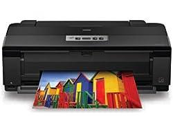 commercial Epson Artisan 1430 Wireless Color Wide Format Inkjet Printer (C11CB53201) printer for artwork