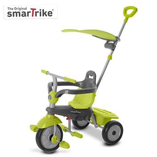 Smart Trike – Carnival – 3-in-1 Dreirad – Grün