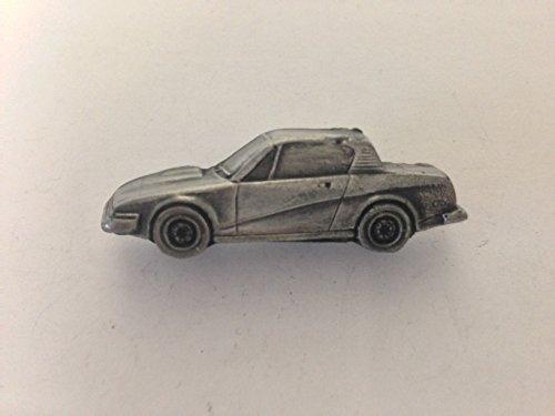 Triumph TR7 FHC 3D pin insignia coche efecto peltre pin insignia ref272