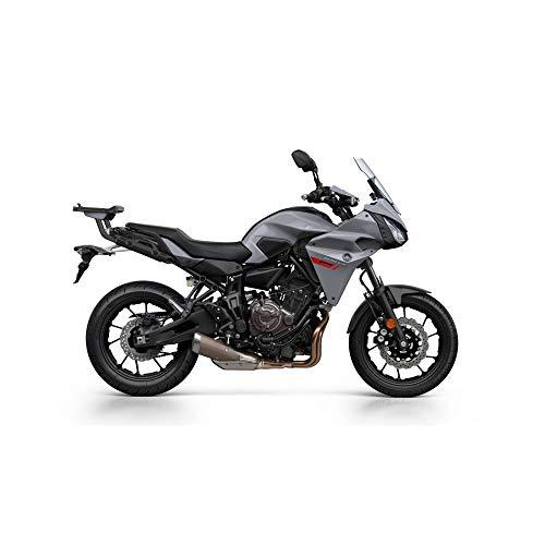 Y0tr79st - Anclajes Soportes Fijaciones herraje baul Maleta Top Master Compatible con Yamaha Tracer 700 GT 19