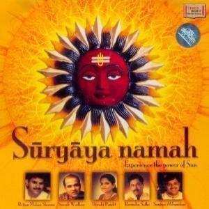 Price comparison product image Suryaya Namah - Experience The Power Of Sun (2-CD Set)