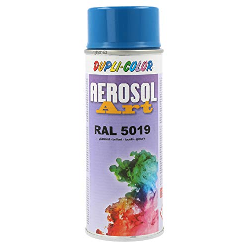 Duplicolor 787836 Aerosol Art RAL 5019 Brillant 400ml