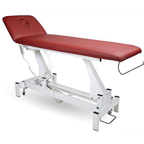 Elektrische Behandlungsliege 062301 (Mit Handbedienung) Therapieliege Massageliege