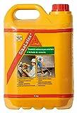 SikaLatex, Emulsión adhesiva para mortero o lechada de cemento, 5kg, Blanco