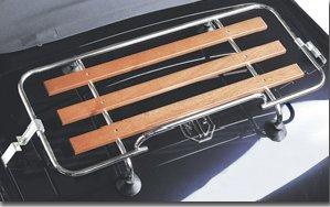 wooden auto rack - 1