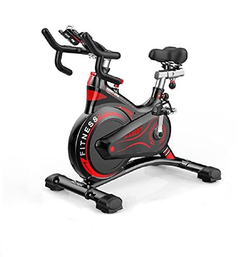 Bicicletas estáticas, magnéticamente controladas inteligentes, bicicletas de spinning ultra silenciosas, equipamientos de gimnasio en casa, bicicletas deportivas de ocio