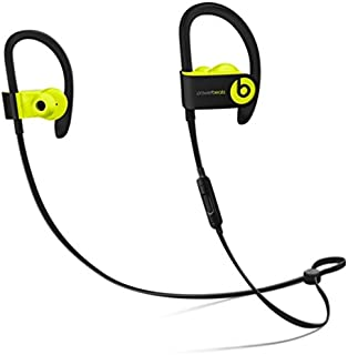 Beats Powerbeats3 In-Ear Wireless Headphones - Shock Yellow (Mnn02Pa/A)