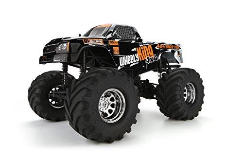 LRP Electronic 106144 – Wheely King 4 x 4 Truck RTR avec GT 1 de carrosserie