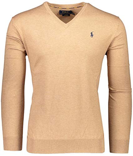 Polo Ralph Lauren Pullover Beige - Slim Fit - 710-744677 (M)